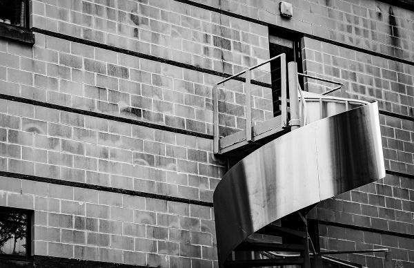 Silver Stairway by AllistairK