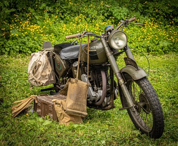 Matchless DR bike by RonDM