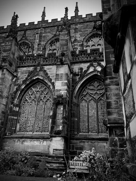 Church corner by WilliamEdward