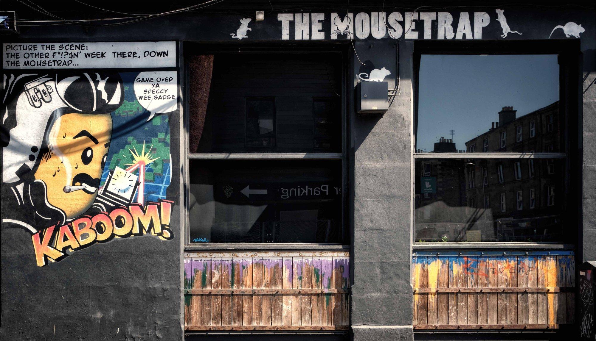 Leith#6: The Mousetrap