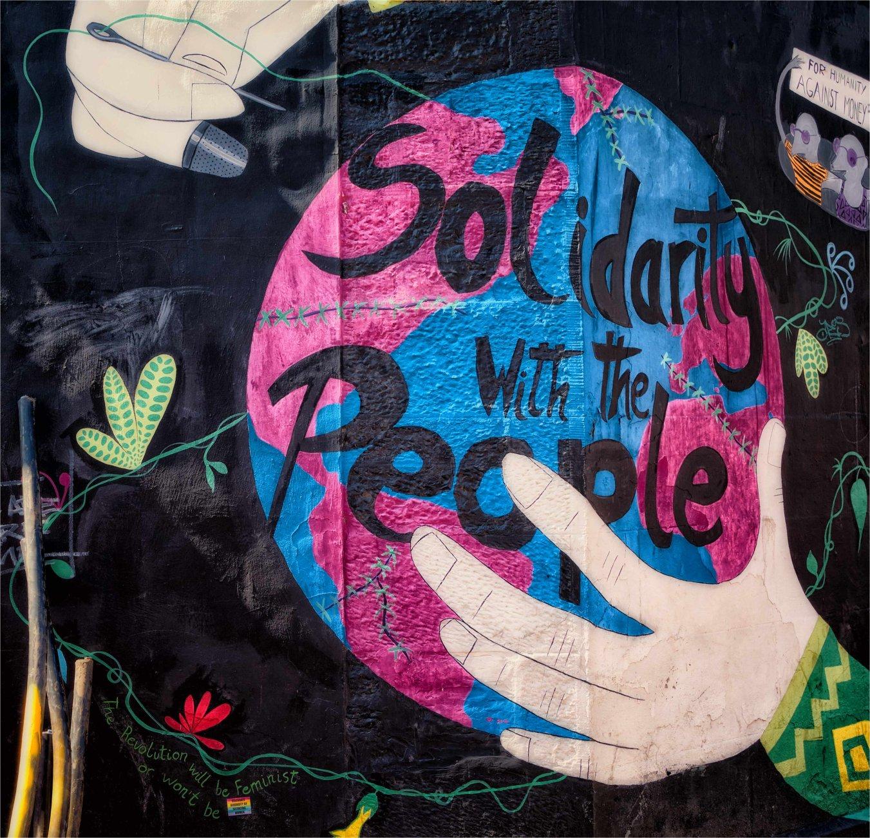 Leith #9: Solidarity