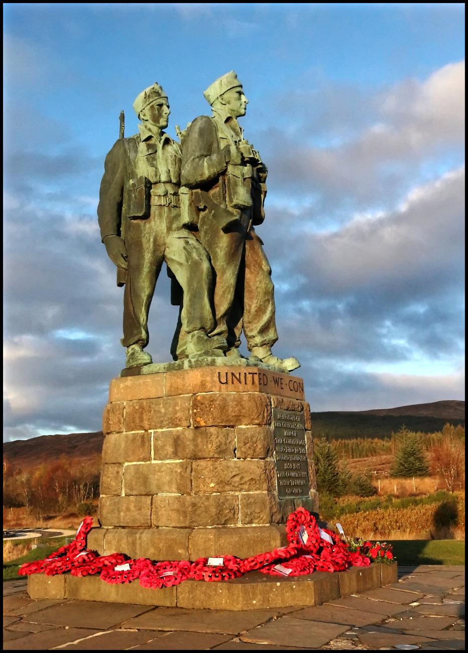 Commando Memorial, Lochaber