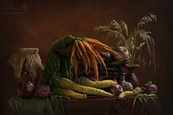 Root vegetable harvest by Angi_Wallace