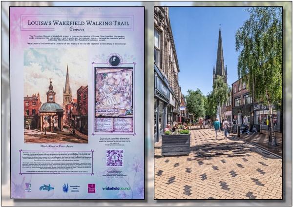 Louisa\'s Wakefield Walking Trail 5 by TrevBatWCC