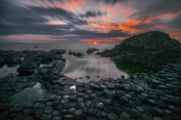 Giant\'s Causeway by brzydki_pijak