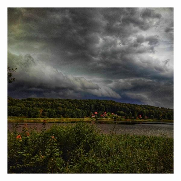 Storm. Masuria by papajedi