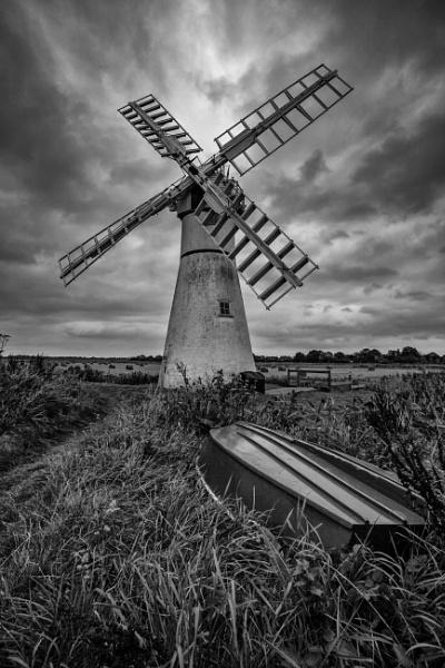Thurne Dyke Mill