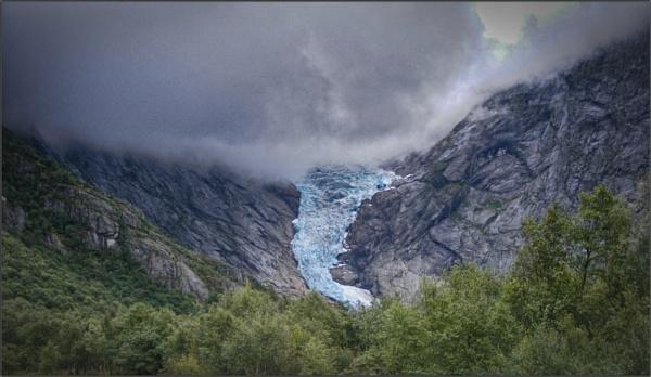 Jostedalsbreen Glacier by PhilT2