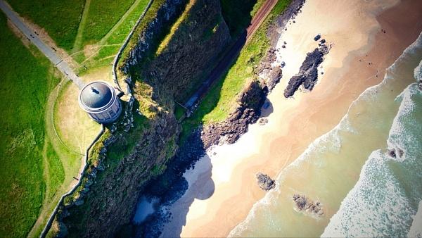 Downhill Hezlett House - N.Ireland by atenytom