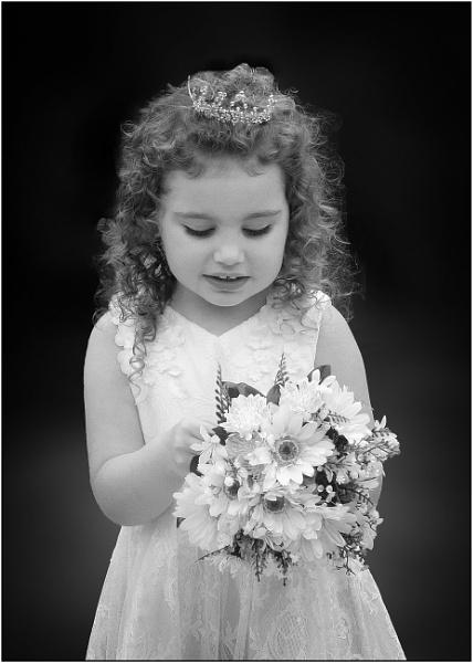Flower Girl by capto