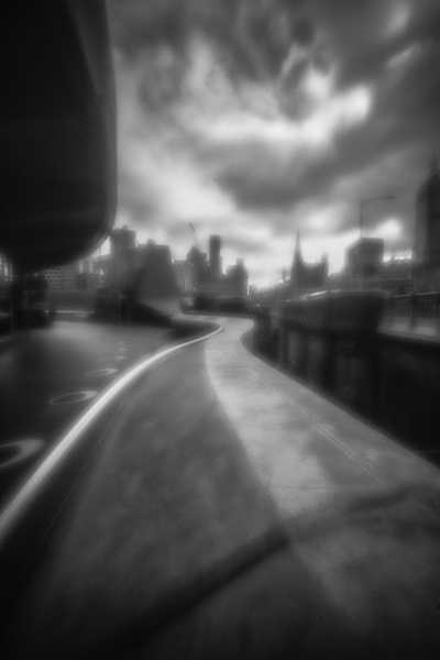 Through the pinhole 3 by ColleenA