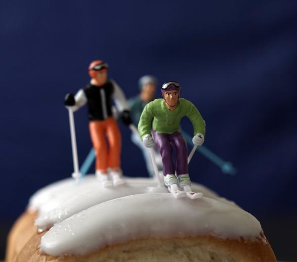 Iced bun racing. by altitude50