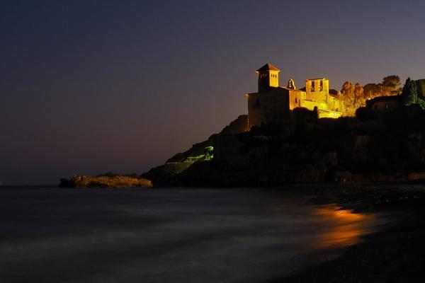 Tamarit Castle by MAK54