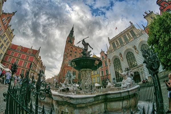 Gdansk. by Oxygenum