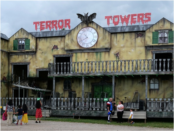 Terror Towers by johnriley1uk