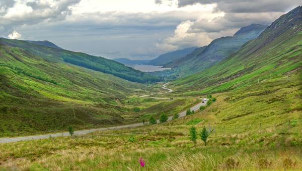 Gairloch, Scotland by Fogey