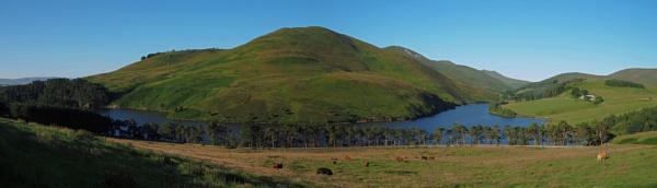 Pentland Hills by photowanderer