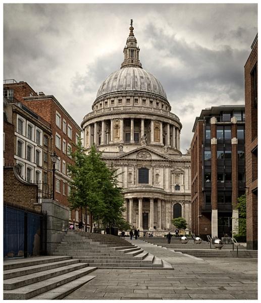 St. Paul\'s by BigAlKabMan