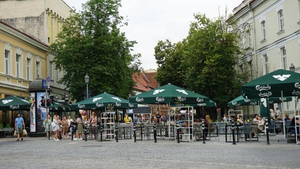 Pedestrian zone by SauliusR
