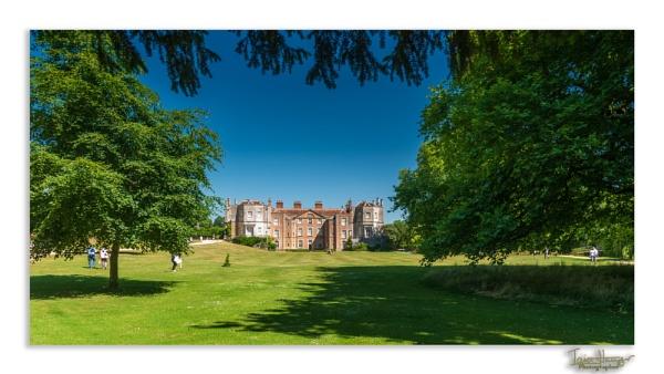 Mottisfont Abbey Gardens and house by IainHamer