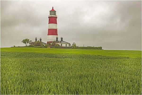 Happisburgh Lighthouse - Norfolk by VincentChristopher
