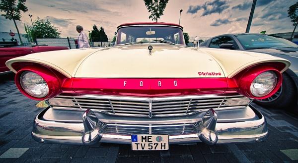 "Ford Wagon ... \""Christine\"" by icipix"