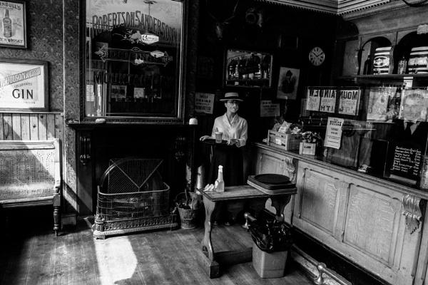 bartender by rockabilly