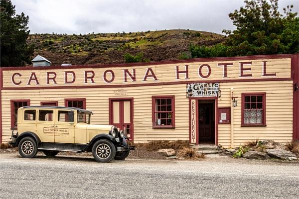 Cardrona Hotel by blrphotos
