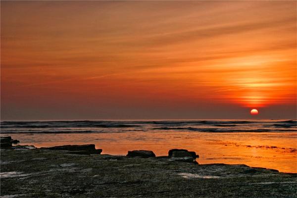 Kimmeridge Bay by blrphotos