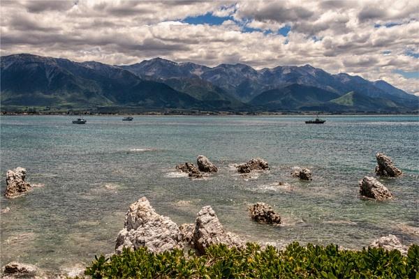 South Island by blrphotos