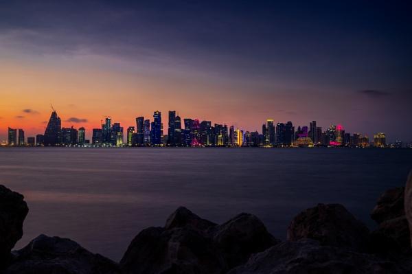 Setting Skyline by BenAd