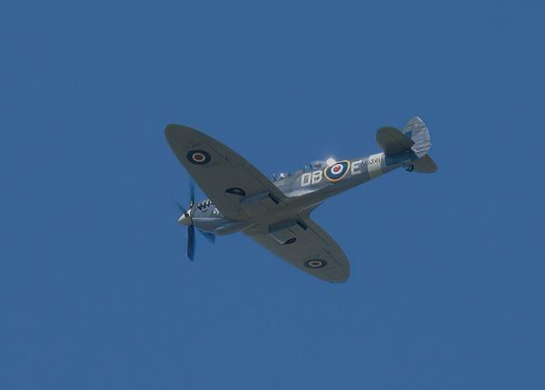 Spitfire by joff76