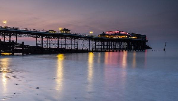 Illuminated Pier by martin.w
