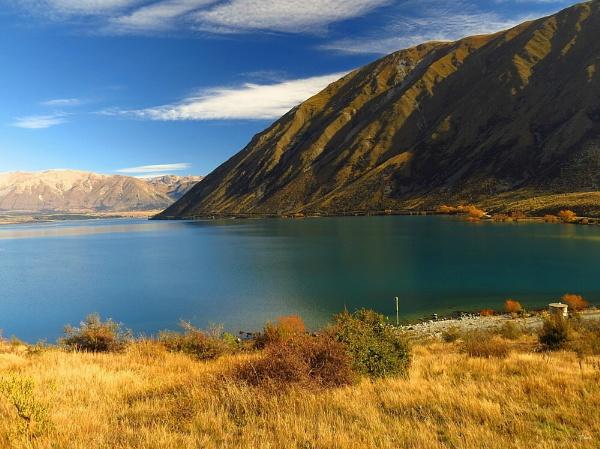 Lake Ohau 45 by DevilsAdvocate