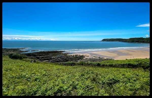 Beautiful Bay by pjdavies_wales