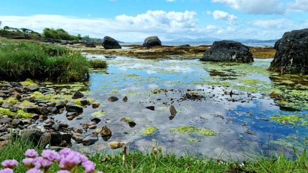 Calm rock pools by scuba_steve1888