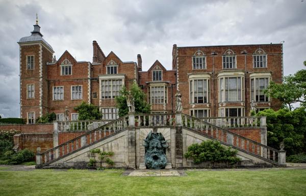 Hatfield House by nclark