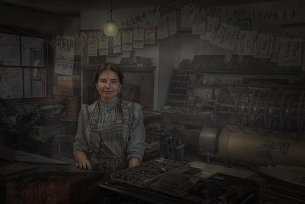 The Printers Wife by Gavin_Duxbury