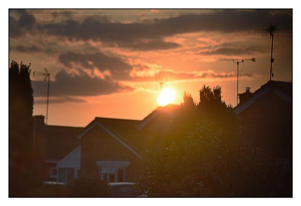 sunday night sunset by alant2