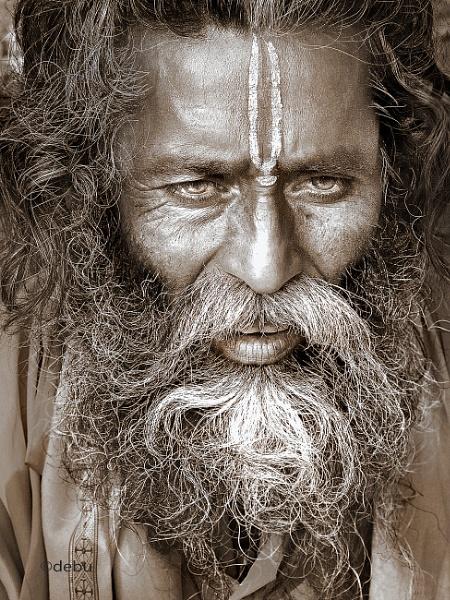SADHUS, HINDU HOLY MEN & WOMEN OF INDIA(6) by debu