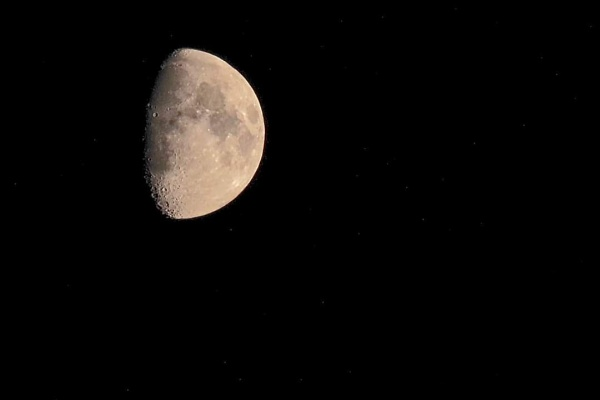 My Moon Shot by Friendlyguy