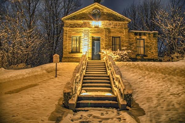 Masonic Lodge, Arrowtown by capturingthelight