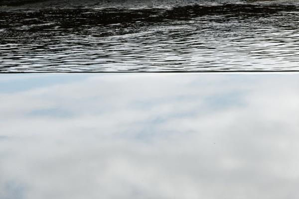 Weir on the Annan by ericjlaw