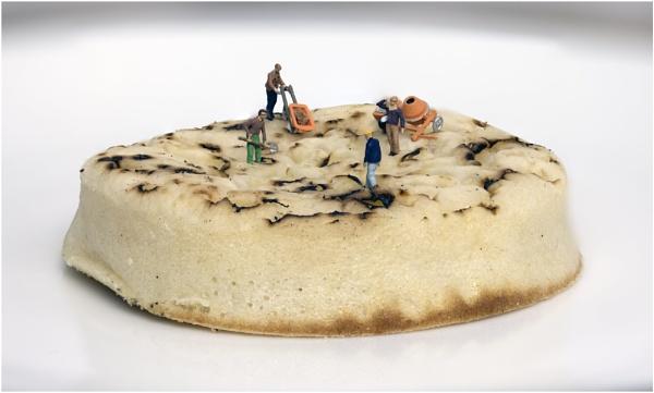 Crumpet by Stevetheroofer