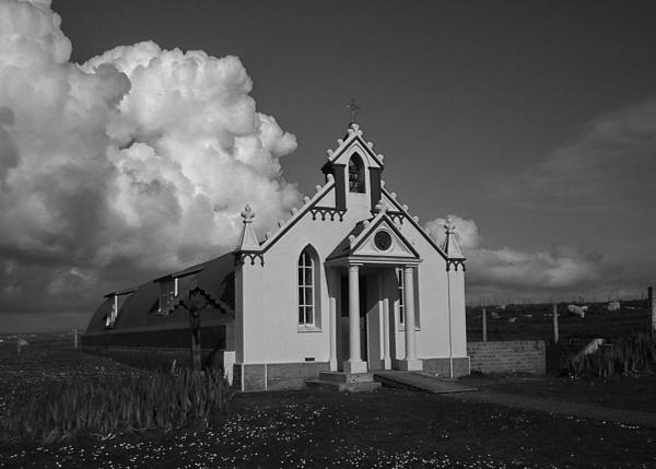 Italian Chapel by mistere