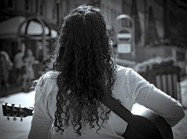 Street Music by AllistairK