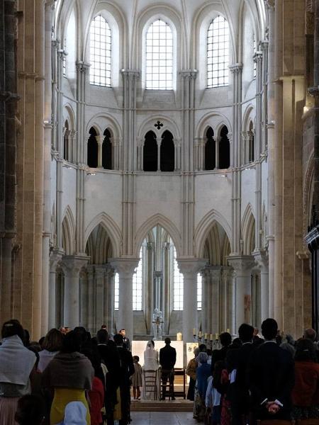 wedding in Vezelay by jeakmalt