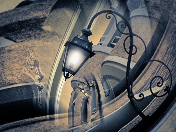 Street Lamp by BigAlKabMan