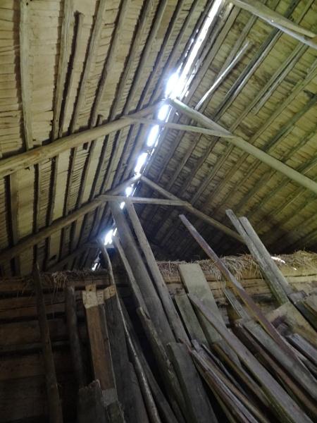 A sunny day in an old barn by SauliusR