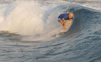 The Bristol Wave - Surfing
